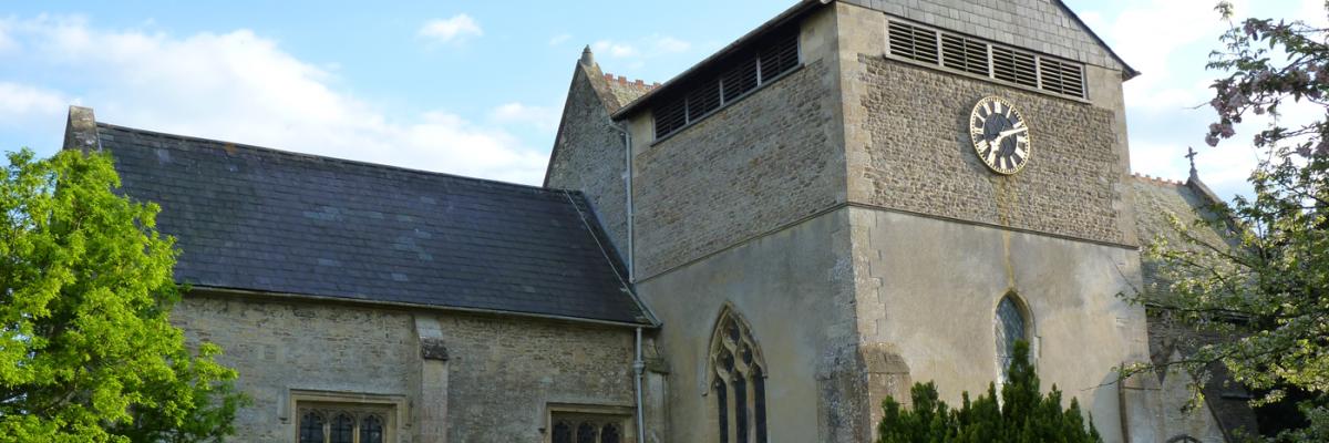 St James Church, West Hanney